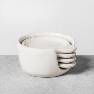 NWT HEARTH & HAND Mini Stone Tasting Plates